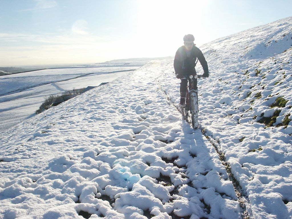 Karda ve Buzda eBiking (Elektrikli Bisiklet) için ipuçları