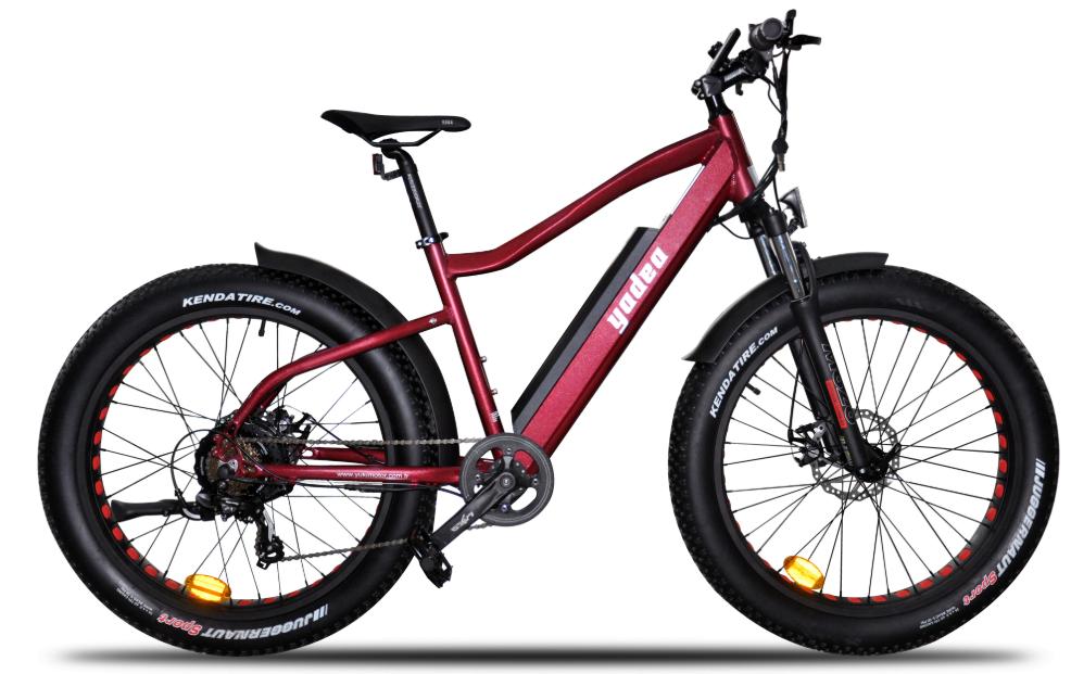 Elektrikli Bisiklet Nasıl Kullanılır