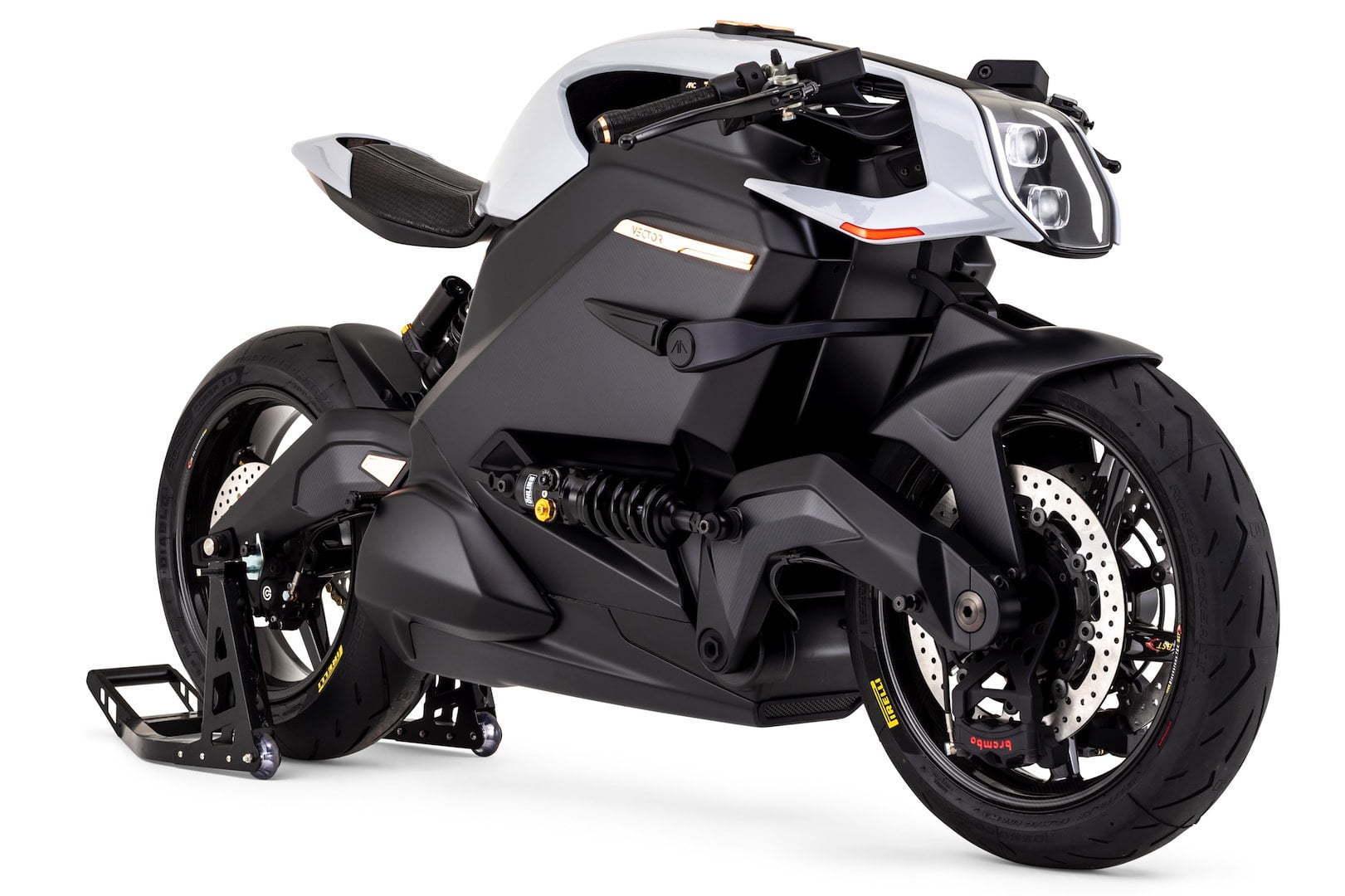 2021'in En İyi 5 Elektrikli Motosikleti