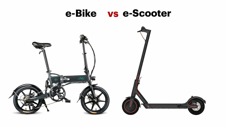 E- Bike ve Elektrikli Scooter Özellikleri Nedir? Benzerlikleri ve Farklılıkları Nelerdir?