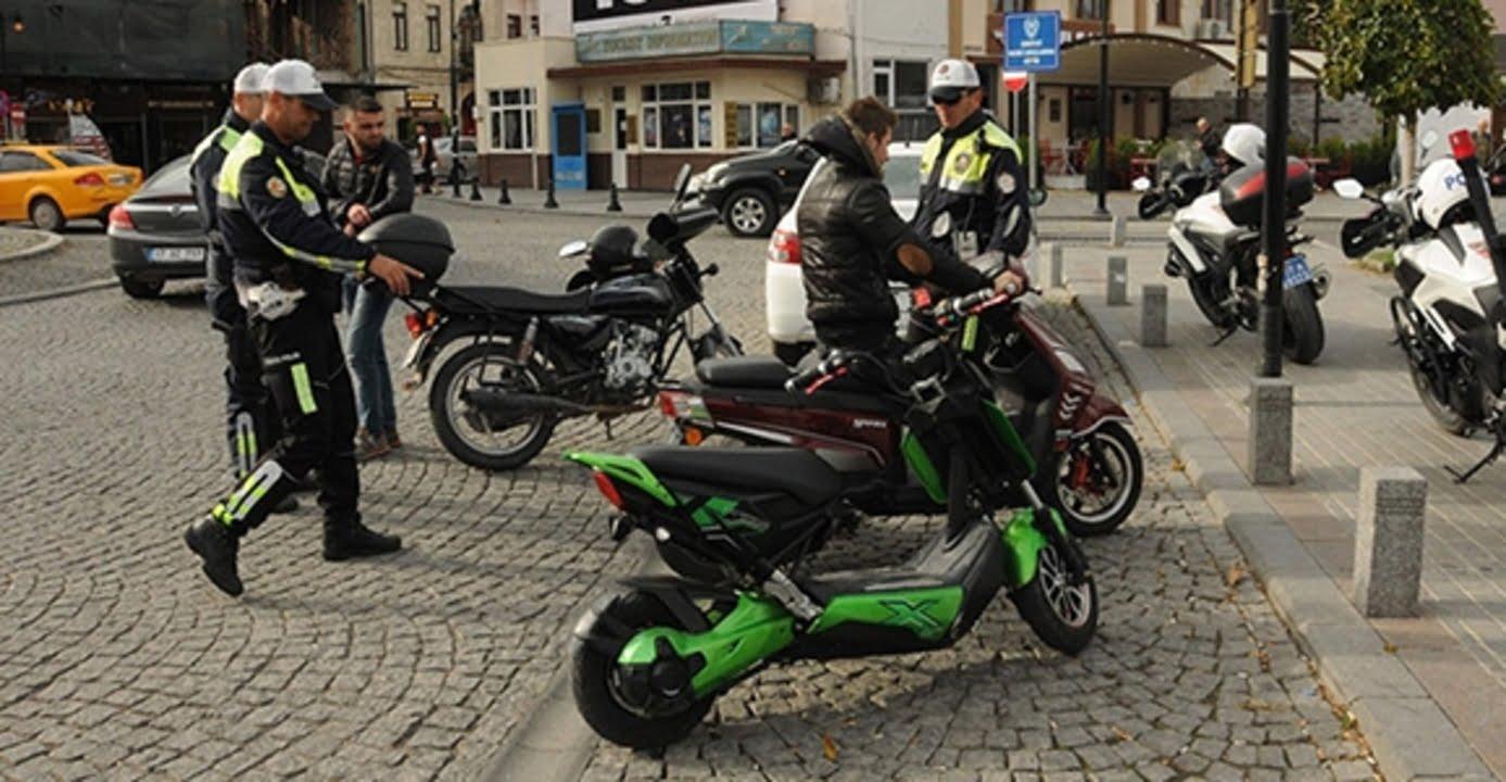 Elektrikli Bisiklet Ehliyet İster mi?