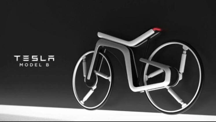 Tesla  Markasının Elektrikli Bisikleti Nasıl Olurdu?