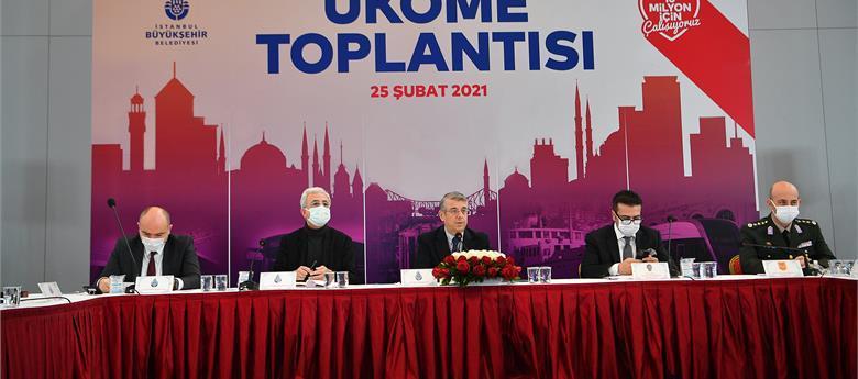 İstanbul Büyükşehir Belediyesi Elektrikli Scooter Direktifi İkinci Kez Komiteye Devredildi