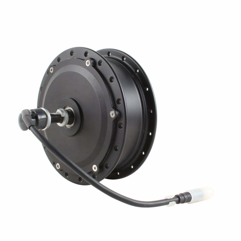 36 Volt 350 Watt HUB Motor Çalışma Prensibi
