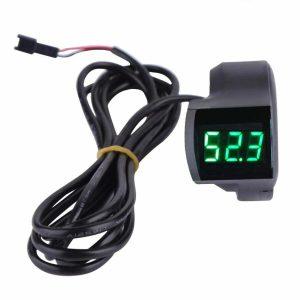 elektrikli bisiklet voltaj g stergesi gidon voltmetre ekran i in scooter elektrikli bisiklet bisiklet e bisiklet 1.jpg q90 1.jpg 2 1